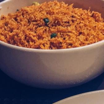 Stir Fried Chilli Garlic Fried Rice