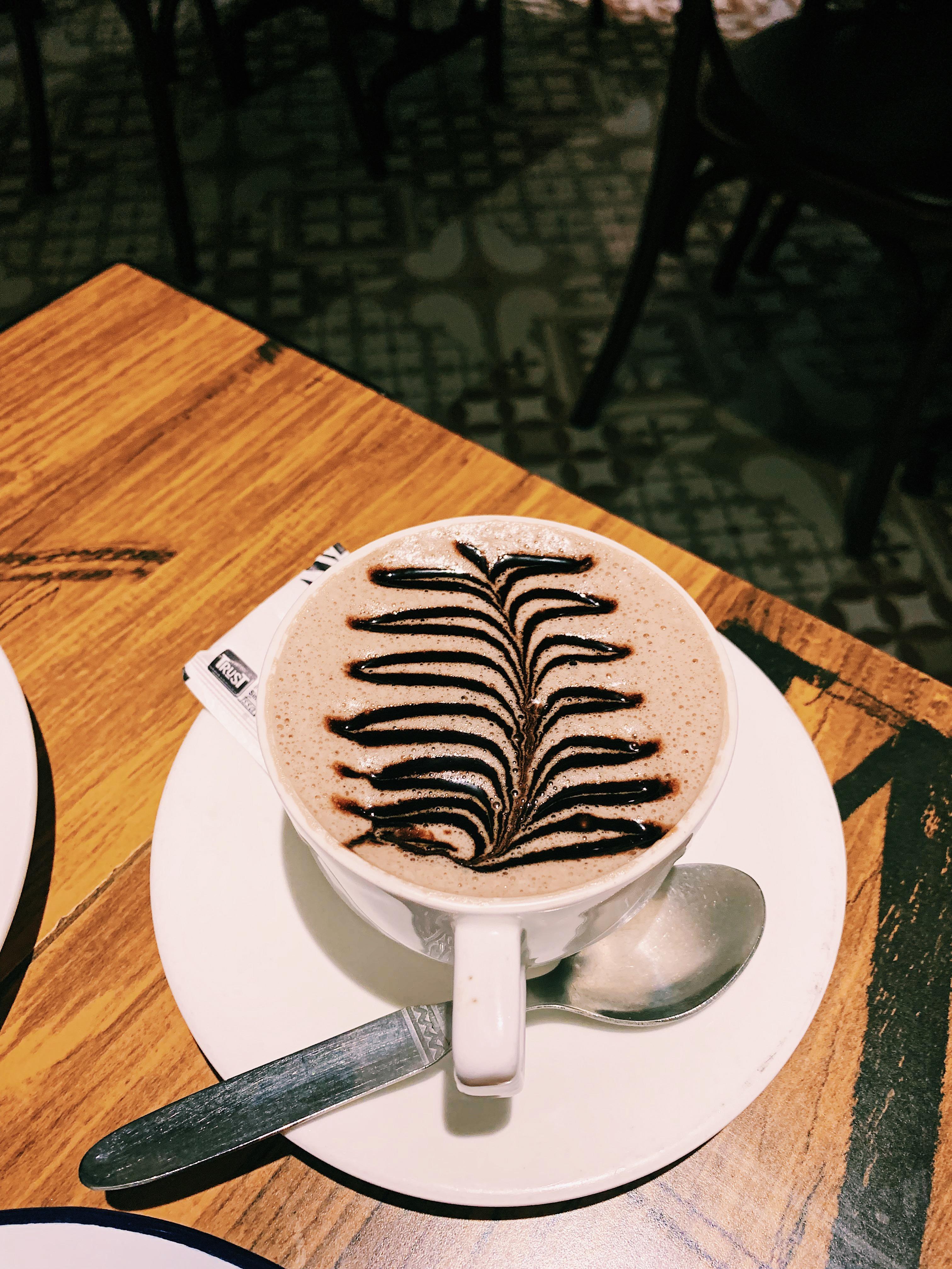 Swiss Hot Chocolate