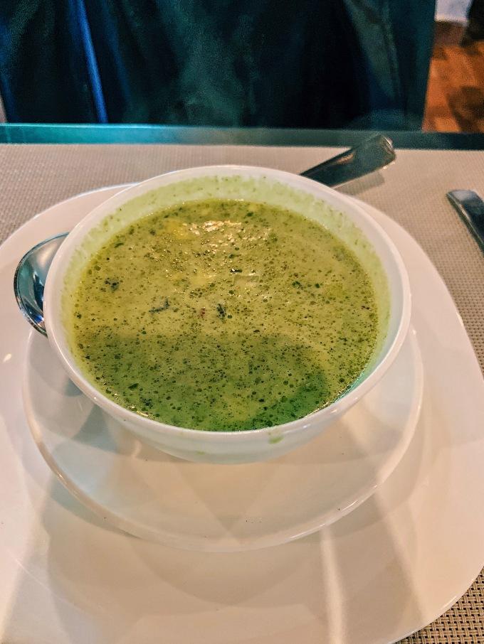 Zupa Di Basillica